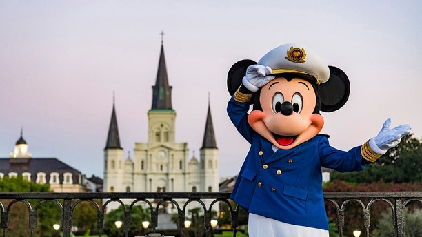 Disney cruises to sail out of New Orleans in 2020