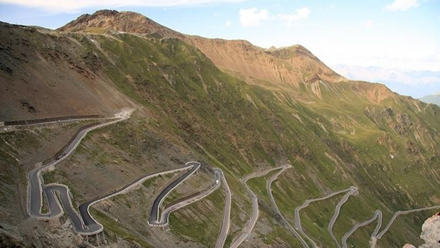 World's most hair-raising roads