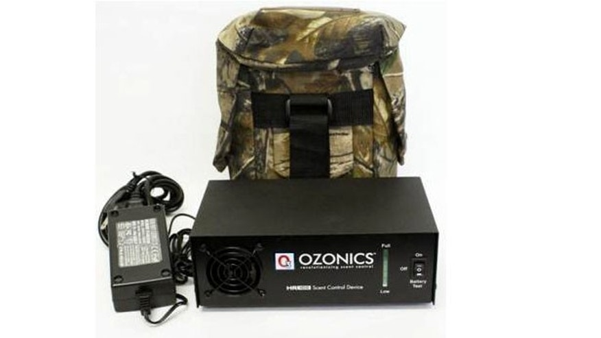 Security experts say the Ozonics HR-100 can easily mask bomb-making activity.