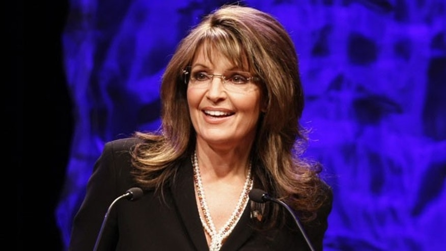 Feb. 6: Sarah Palin speaks at the first National Tea Party Convention.
