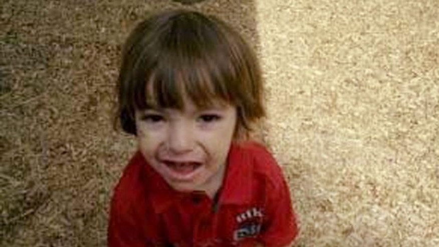 3-year-old Nathanial Fons who was left in New York's St. Patrick's Cathedral on Tuesday evening, April 20, 2010. Fons, who was not harmed, had been reported missing in Florida on Monday and New York City investigators are hunting for the man and woman who left the toddler in the cathedral with a note in his pocket which gave his mother's name, and the name and number of a Florida detective.