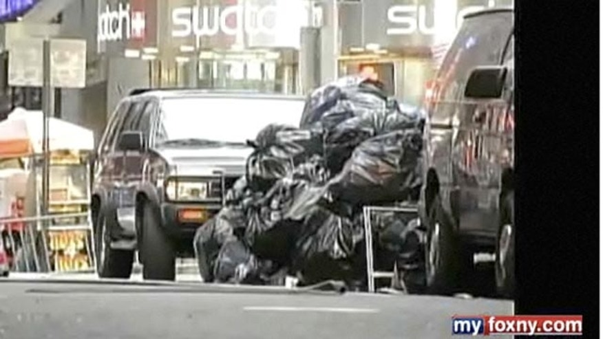 May 1: Police evacuated buildings and cleared streets of thousands of tourists around New York City's Times Square after finding an apparent car bomb in a parked sport utility vehicle.