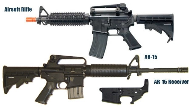 m4a1 assault rifle history by serial number