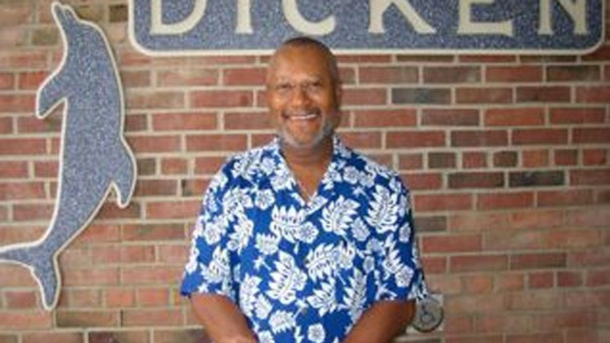 Dicken Elementary School Principal Mike Madison helped organize the controversial fieldtrip.