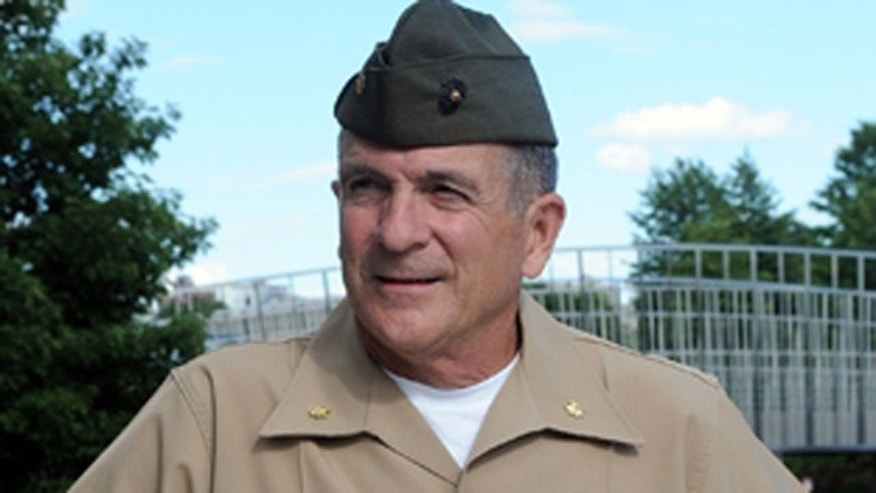 Ret. Maj. Stephen Godin says he could be fired from his ROTC teaching job for refusing to pay union dues.