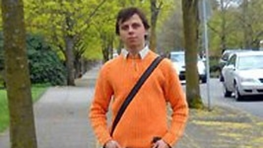 A Facebook profile image of Alexey Karetnikov, a 23-year-old Russian national taken into custody and deported in the recent spy ring investigation.