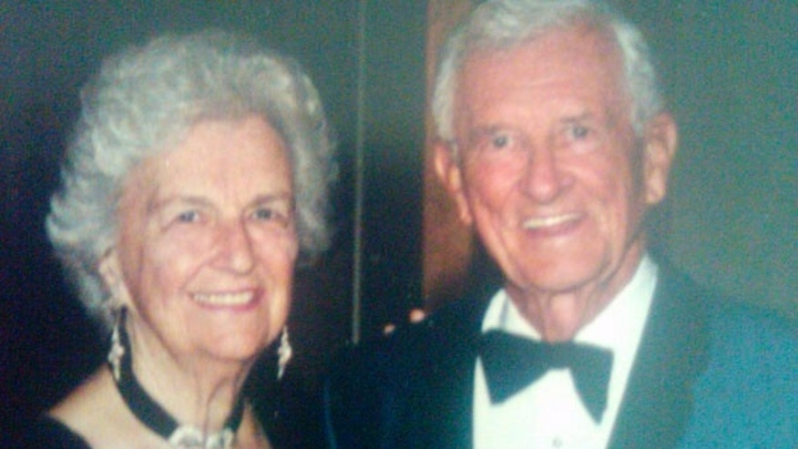 Caroline and Sherwood Wadsworth died after being trapped for four days in a home elevator when it became stuck between the second and third floors of their coastal Georgia home on St. Simons Is., Ga.