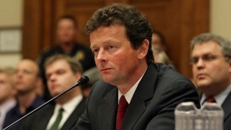 June 17: BP chief Tony Hayward appears before a House Oversight and Investigations Subcommittee hearing on 'The Role Of BP In The Deepwater Horizon Explosion And Oil Spill' in Washington. Hayward, who has been harshly criticized for BP's Gulf spill response, will be replaced as CEO by American Robert Dudley on Oct. 1.