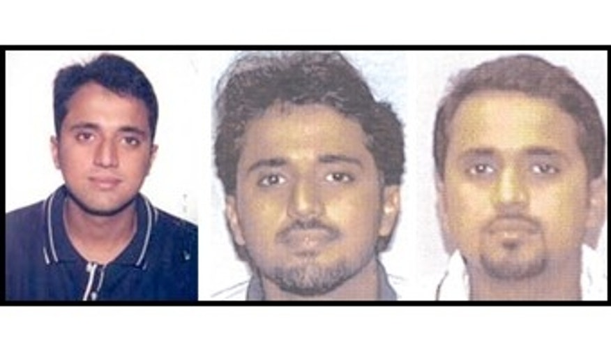 Adnan Shukrijumah, 35, is shown in these undated images provided by the FBI. The suspected al-Qaida operative who lived for more than 15 years in the U.S. has become chief of the terror network's global operations, the FBI says, marking the first time a leader so intimately familiar with American society has been placed in charge of planning attacks.
