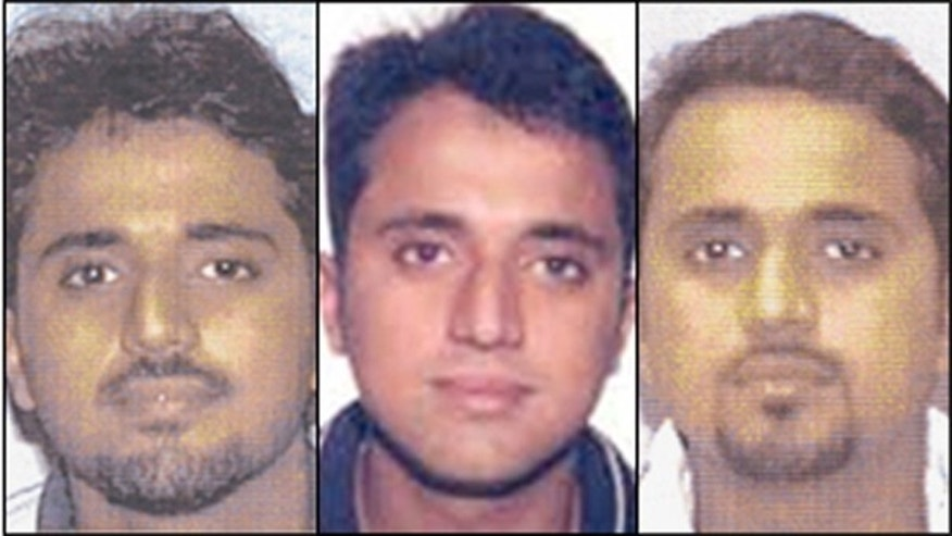 Adnan Shukrijumah, 35, is shown in these undated images provided by the FBI.  The suspected Al Qaeda operative who lived for more than 15 years in the U.S. has become chief of the terror network's global operations, the FBI says.