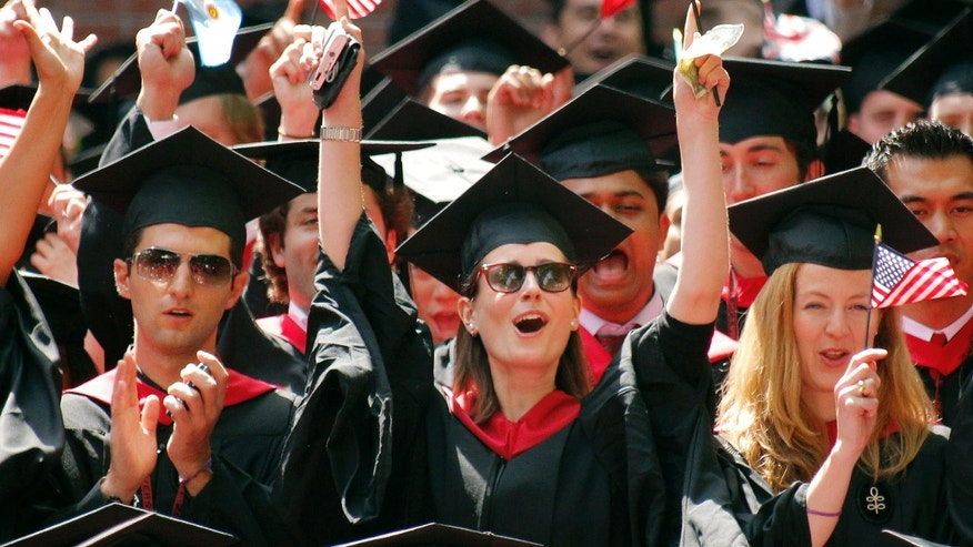 May 27, 2010: Harvard University's 359th Commencement Exercises (Reuters).