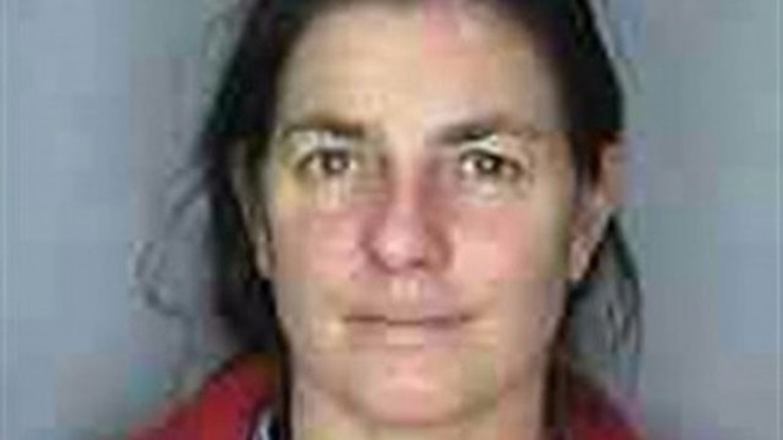 In this May 15, 2010 police booking photo released by the Westchester County District Attorney's Office in White Plains, N.Y. , Mary Richardson Kennedy is shown (AP).