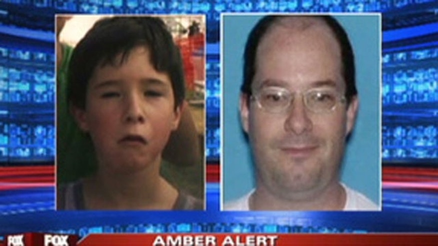 The Amber Alert search continues Wednesday morning for an 8-year-old South Jersey boy allegedly abducted by his father, a convicted sex-offender.