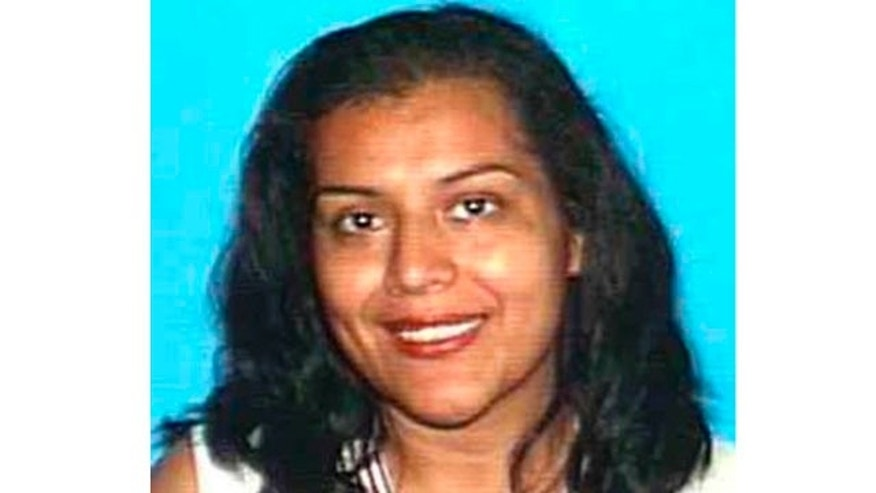"This undated photo provided by Los Angeles County Sheriff's Department shows Reyna Chicas, leader of the ""cult-like"" group that went missing in Southern California."