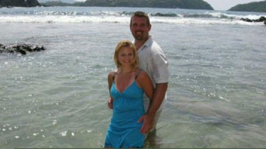 David Michael Hartley, 30, of Colorado, was gunned down in Mexican waters Sept. 30 while his wife, Tiffany, dodged bullets and raced her Jet Ski back to American soil.