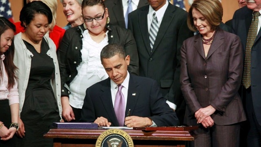 Mar. 30: President Barack Obama signs the Health Care and Education Reconciliation Act of 2010. Despite this and several other pieces of legislation possibly marking the 111th Congress as the most productive in nearly half a century, polls suggest three-fourths of Americans still disapprove.