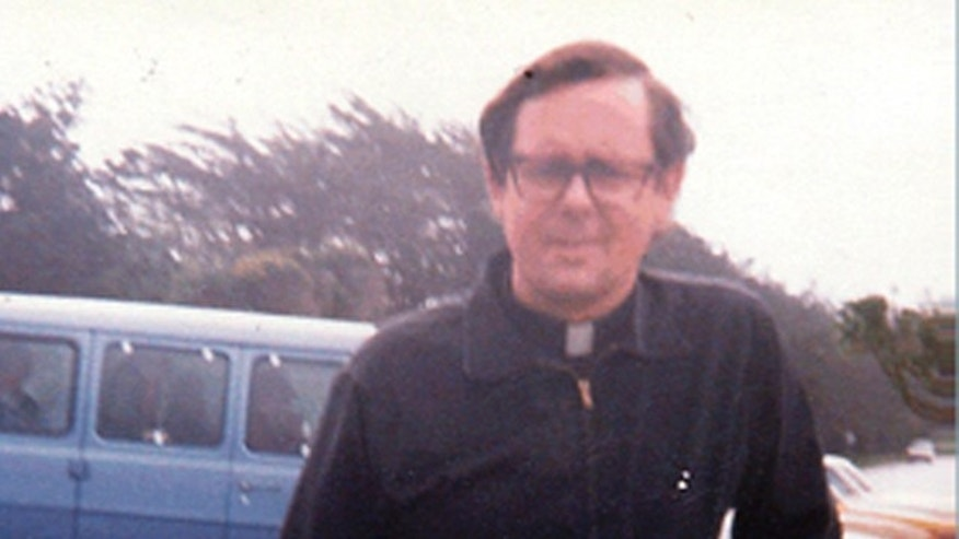 This image provided by Debbie Lucas shows the Rev. Jerold Lindner in this undated photo during a camping trip to Northern California. William Lynch alleges that Lindner sexually abused him and his brother more than three decades ago on a similar Christian camping trip. Lynch is charged with assault for attacking the priest earlier this year. (AP/Debbie Lukas)