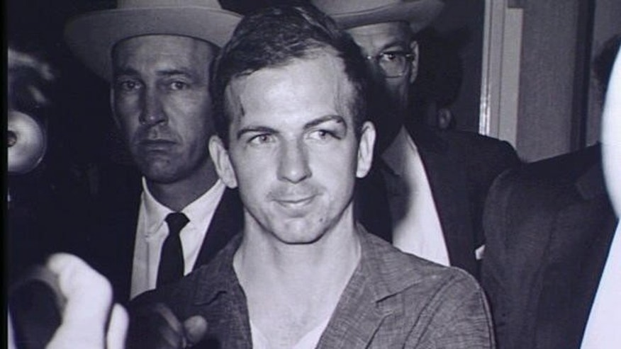 Lee Harvey Oswald (AP)