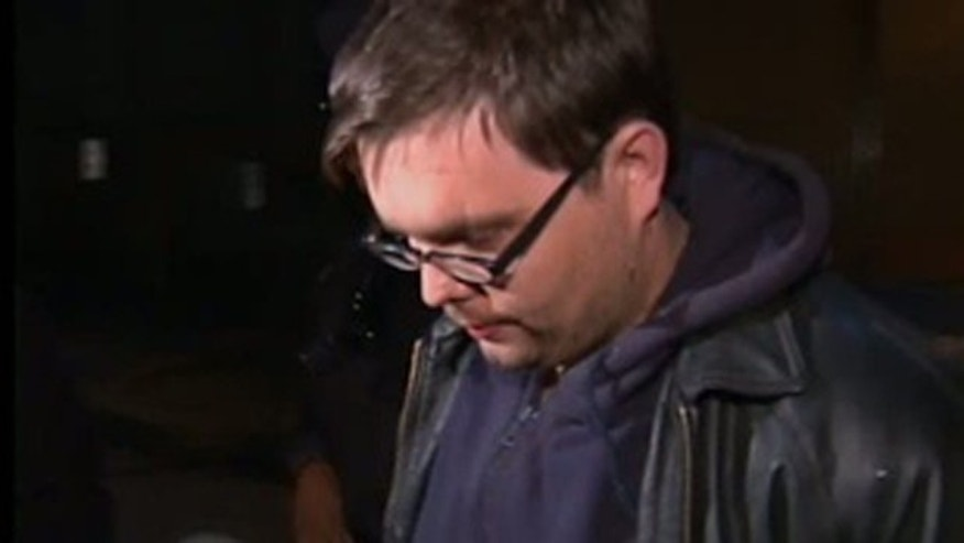 John DeBlase, 27, was taken into custody Friday by police, who said he told investigators where his children are buried.