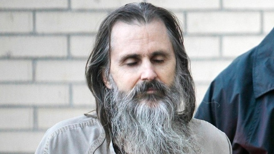 Dec. 9: Brian David Mitchell enters the federal court house in Salt Lake City for his kidnapping trial. A federal jury found Mitchell, a rambling street preacher, guilty of the 2002 kidnapping of Elizabeth Smart, Dec. 10.