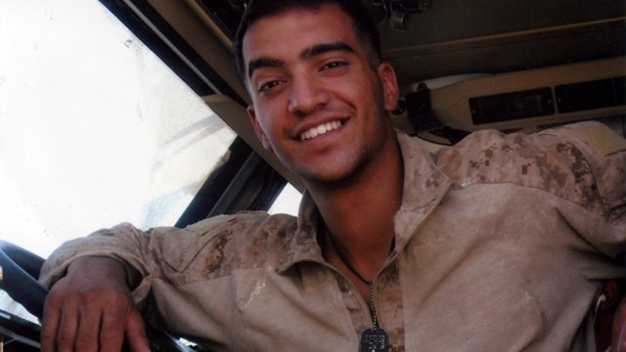 This photo, provided by the Freire family, shows 20-year-old Lance Cpl. Ezequiel Freire, who died Feb. 13, 2010, from a prescription drug overdose at a U.S. naval hospital (FoxNews.com).