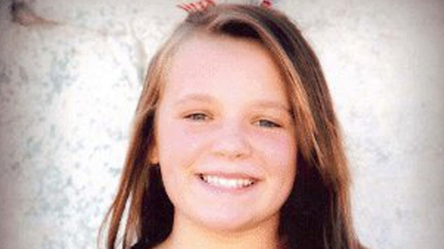 Hailey Dunn, a student and cheerleader at Colorado City Middle School in Colorado City, Texas, was reported missing on Dec. 28, 2010. (Colorado City Police Department).