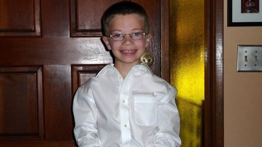 Kyron Horman (Multnomah County Sheriff's Office).