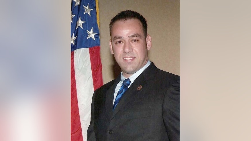 Immigrations and Customs Enforcement special agent Jaime Zapata, seen here in an undated photograph, was killed last week when U.S. government officials say gunmen from Mexico's ruthless Zetas drug gang shot up Zapata's car in San Luis Potosi state. (AP/ICE)