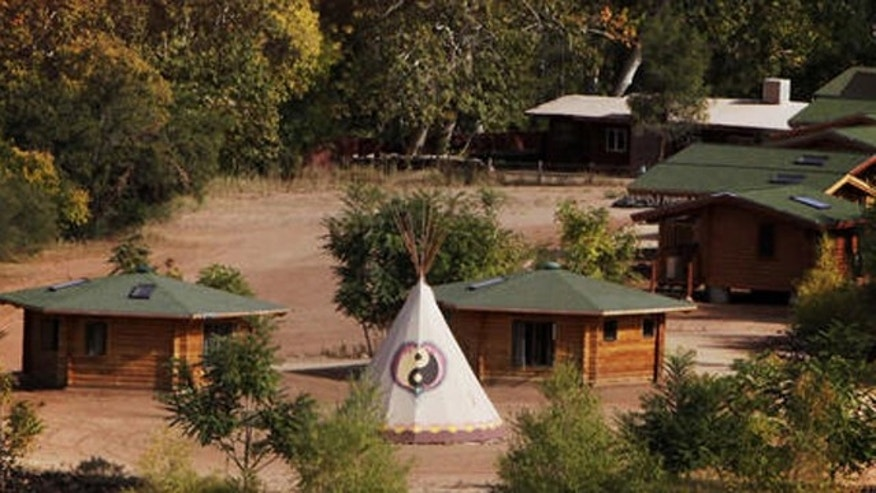 The Angel Valley Retreat Center in Sedona, Ariz. is photographed Tuesday, Oct. 13, 2009.