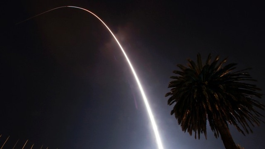 A Taurus XL rocket blasted off carrying NASA's Glory satellite from Vandenberg Air Force Base early Friday March 4, 2011.