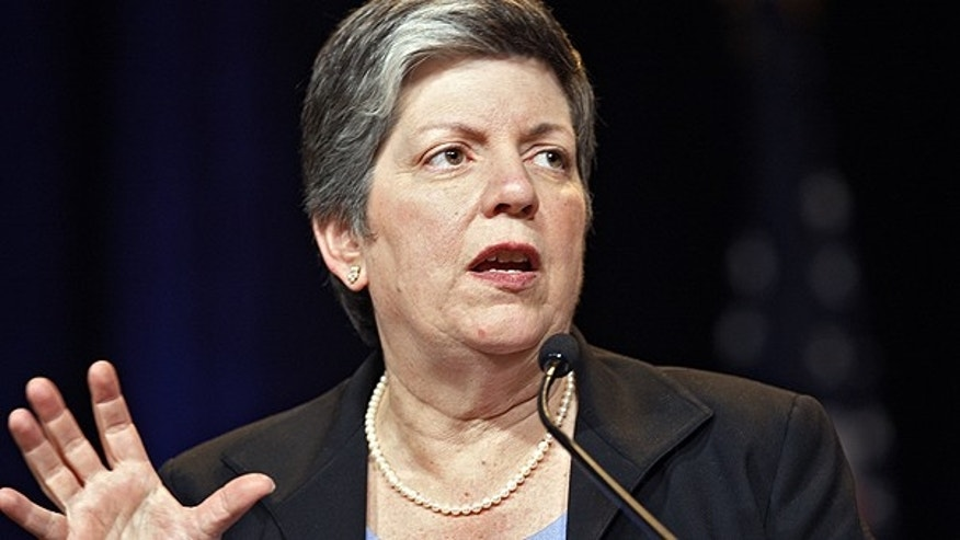 March 15: Homeland Security Secretary Janet Napolitano addresses the National Fusion Center Conference in Denver.