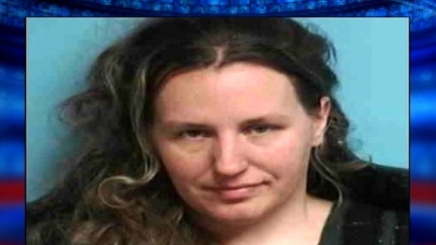 Andrea Ziza, 28, is accused of offering her daughter, 4, to a man for sexual purposes.