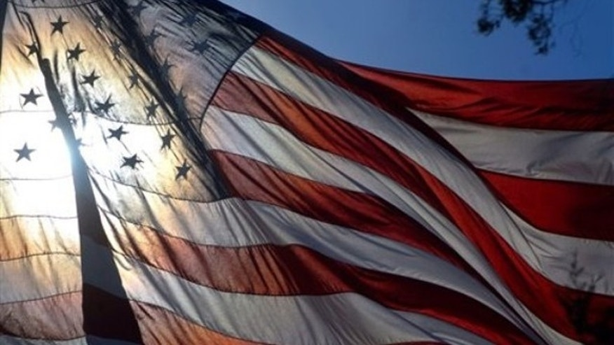 Belle Tire, a company in Michigan, want to put a large flag, like this one, in front of one of its stores