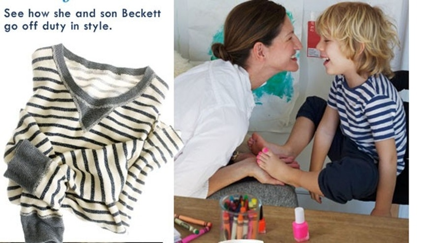 J Crew Ad Showing Boy With Pink Nail Polish Sparks Debate