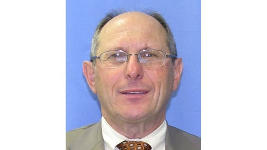 In this undated photo provided by the Montgomery County Office of the District Attorney, Dr. Arie Oren is shown.