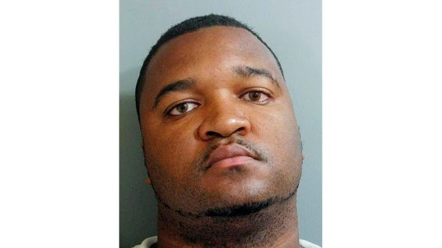 Photo provided by the Cook County State's Attorney's Office shows Sonny Pierce, 27, of Blue Island, Illinois.