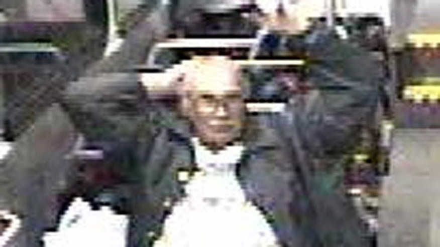 April 19, 2010: Possible suspect in April 20 Littleton, Colo. mall fire leaves mall by bus the night before.