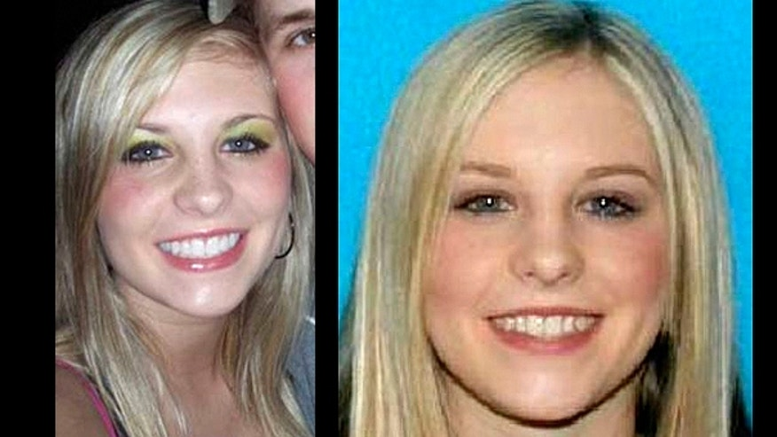 These undated photos provided by the Tennessee Bureau of Investigation show Holly Bobo.