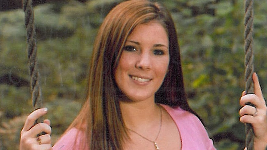 This undated picture made available by Conway, N.H. Police shows 20-year-old Krista Dittmeyer.