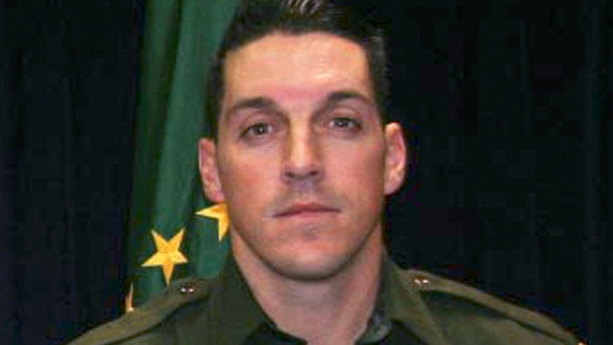 U.S. Border Patrol agent Brian A. Terry was fatally shot Dec. 14 north of the Arizona-Mexico border.
