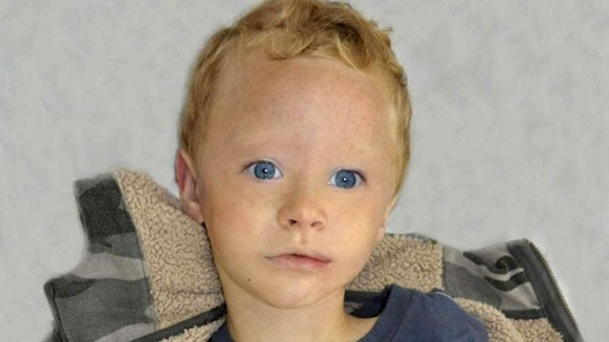 Police released this computer-generated photo of the boy, hoping someone will recognize him. The child's body was found off a deserted Maine road on Saturday.