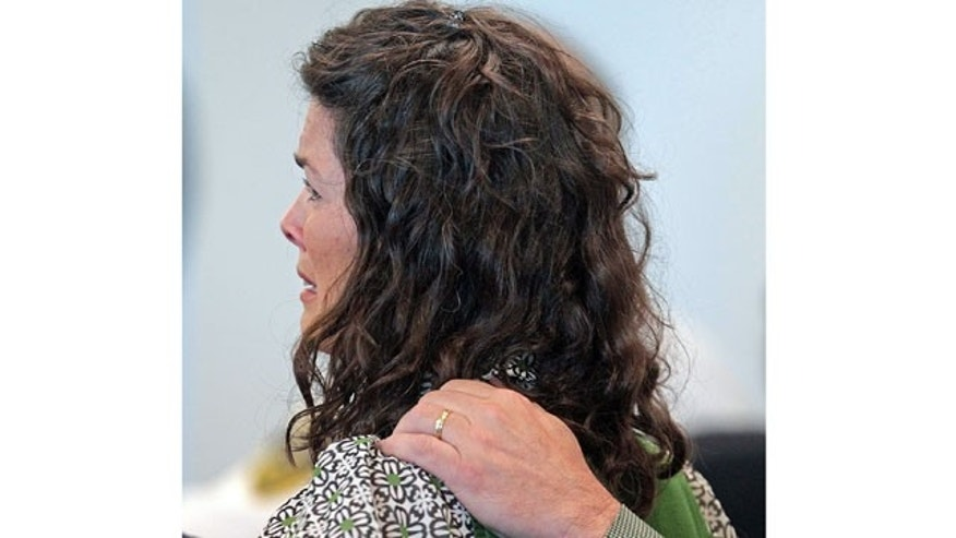 "Olympic figure skater Nancy Kerrigan broke down in tears as she asked a Massachusetts judge to send her brother home ""so that he can rejoin our family."""
