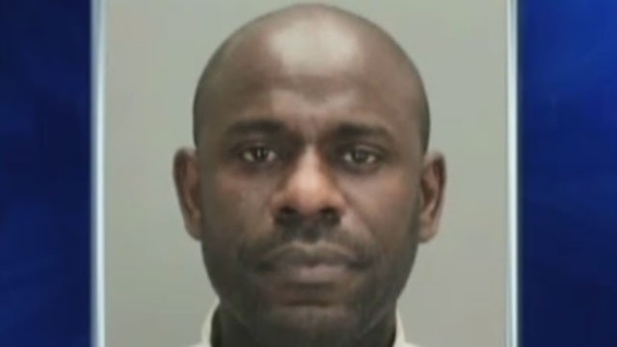 According to police, 38-year-old Jophan Porter was arrested Friday afternoon after stealing another man's identity and working as an American Eagle flight attendant.