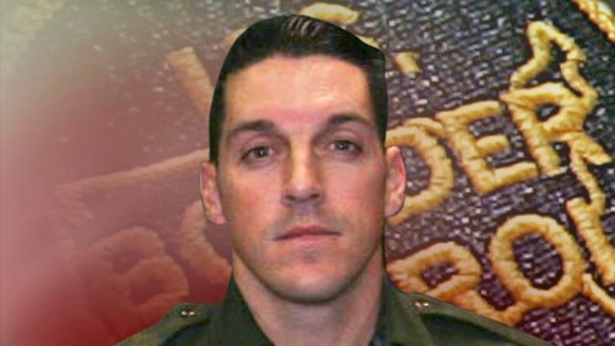 This undated photo provided by U.S. Customs and Border Protection shows U.S. Border Patrol agent Brian A. Terry. Terry was fatally shot north of the Arizona-Mexico border while trying to catch bandits who target undocumented immigrants, the leader of a union representing agents said Wednesday, Dec. 15, 2010.