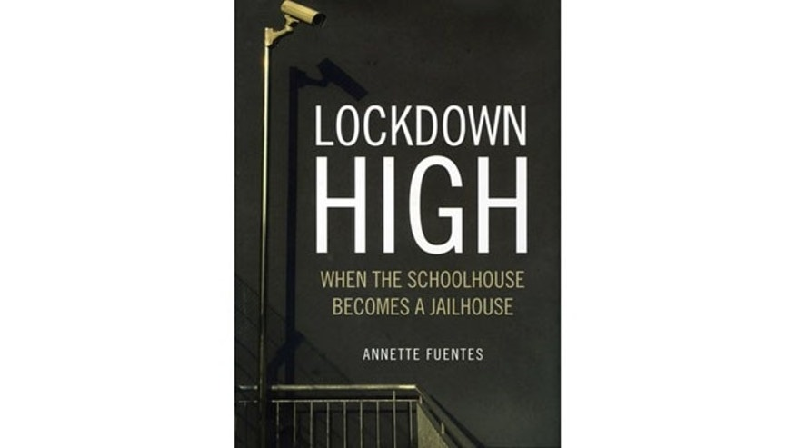 """This book cover image courtesy of Verso shows the cover of """"Lockdown High"""" by Annette Fuentes."""
