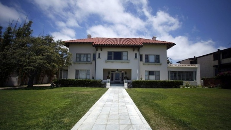 July 14: The Coronado home of Medicis Pharmaceutical Corp chief executive Jonah Shacknai (Reuters).