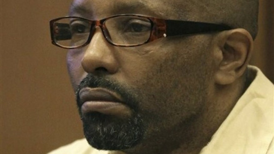 July 13: Anthony Sowell listens to testimony during his trial in Cleveland.
