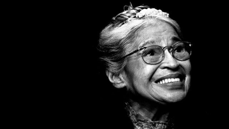 In this Nov. 28, 1999 file photo, Rosa Parks smiles during a ceremony where she received the Congressional Medal of Freedom in Detroit. A lawyer involved in a long-running dispute over the estate of civil rights pioneer Rosa Parks claims that a judge allowed two other lawyers to pile up fees that ate away about two-thirds of the estate's $372,000 cash value.