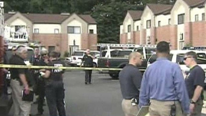 Newport News police investigate the deaths of a mom and her three children.