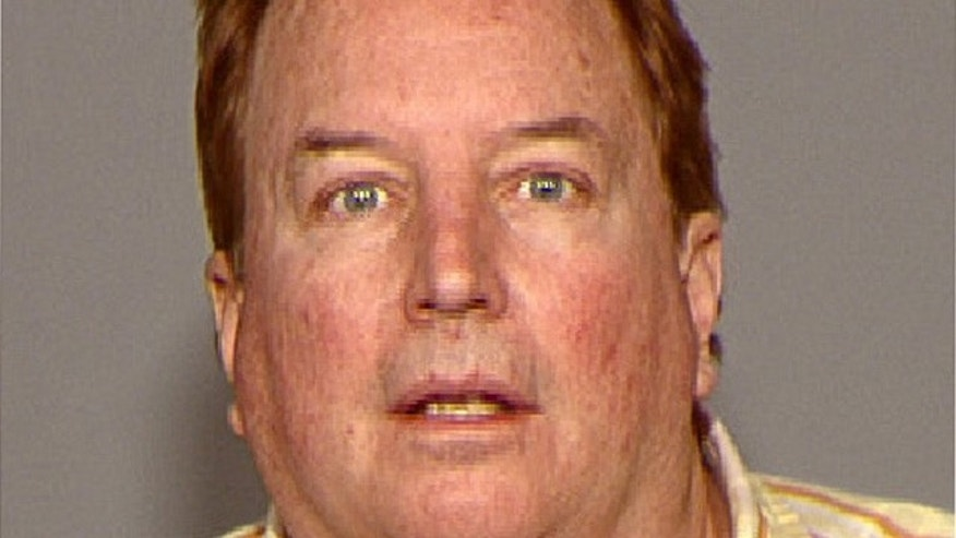 Steven Alexander Cross, 60, allegedly fled during the night while his son slept in their Minnesota home.
